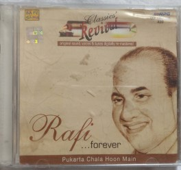 Rafi Forever Pukarta Chala Hoon Main Hindi Audio CD 2