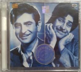 Snowman Of the Millennium Raj Kapoor Hindi Audio CD