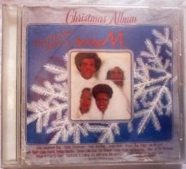 Christmas Album Boney M English Audio CD