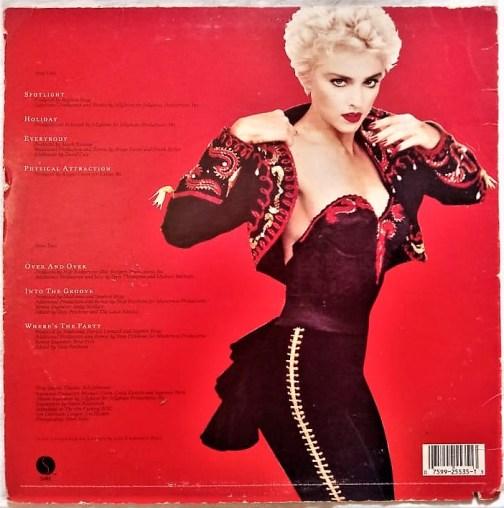 Madonna - You Can Dance - LP vinyl (1)