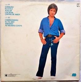 Roberto Carlos English Vinyl Record