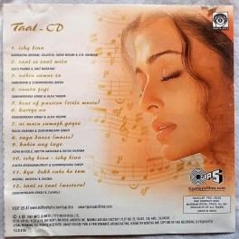 Taal Hindi Audio Cd By A.R Rahman