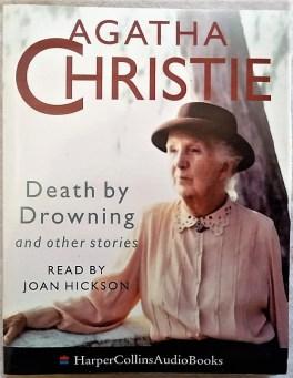 Agatha Christie Death of Drowing Audio Cassettes
