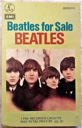 Beatles For Sale Beatles Audio Cassette