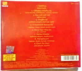 Saathiya Hindi Audio CD By A.R. Rahman