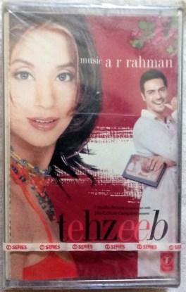 Tehzeeb Hindi Audio Cassettes By A.R Rahman