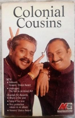 Colonial Cousins Hindi Audio Cassettes