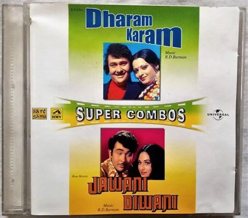 Dharam karam - jawani diwani Hindi Audio cd (2)