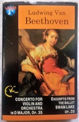 Ludwing Van Beethoven Audio Cassettes