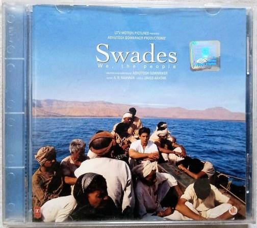 Swades Audio CD A.R.Rahman Hindi (2)