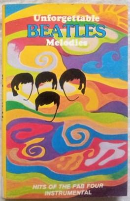 Unforgettable Beatles Melodies Audio Cassettes
