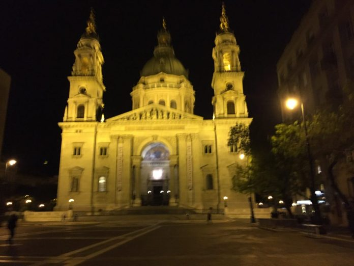 Budapeşte Aziz Istvan