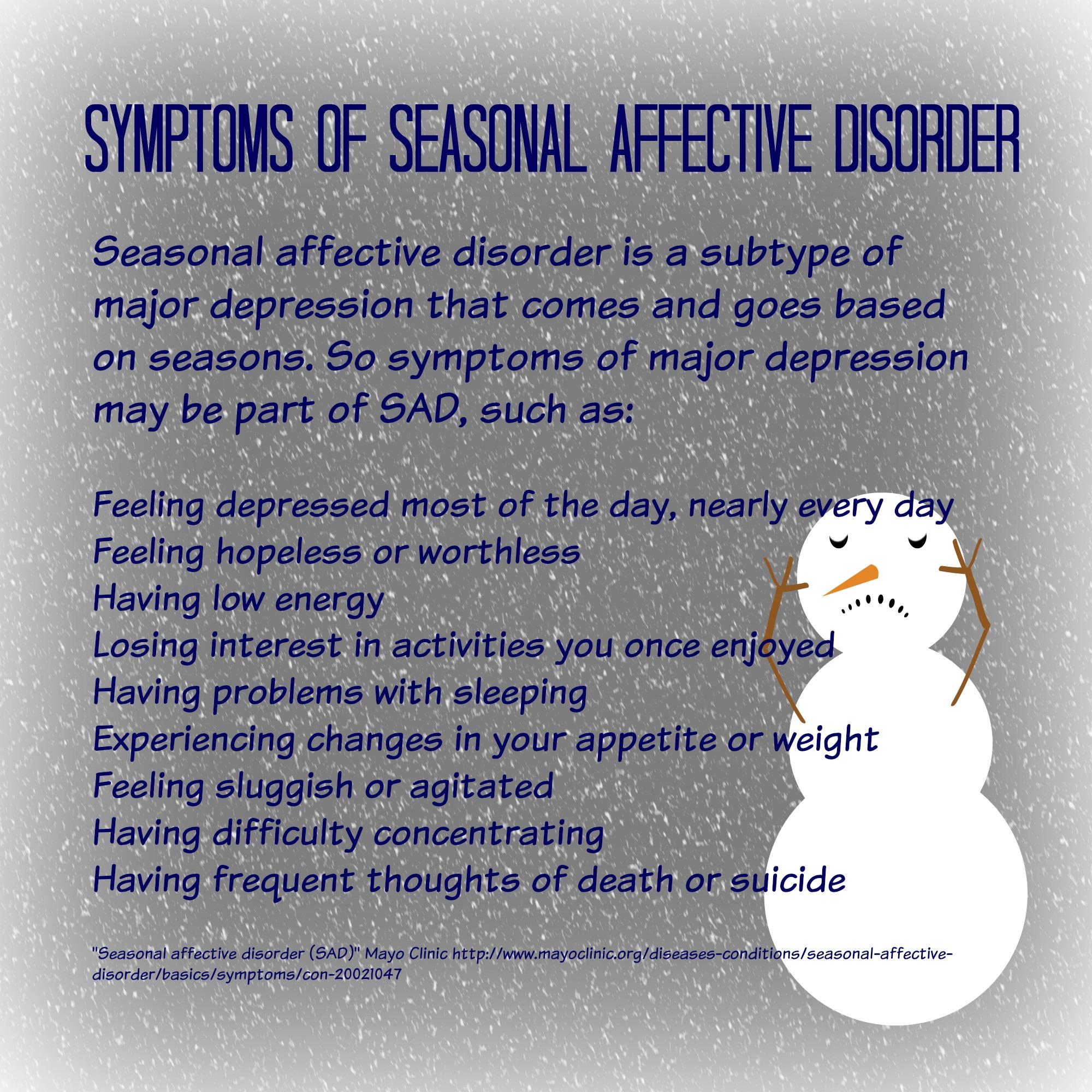 Seasonal Depression  Steemit