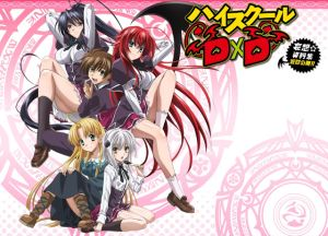 Highschool-DxD
