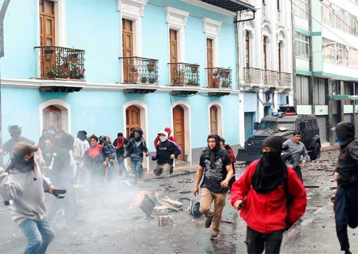 Equador: comissão trabalha com nova proposta para restaurar a paz