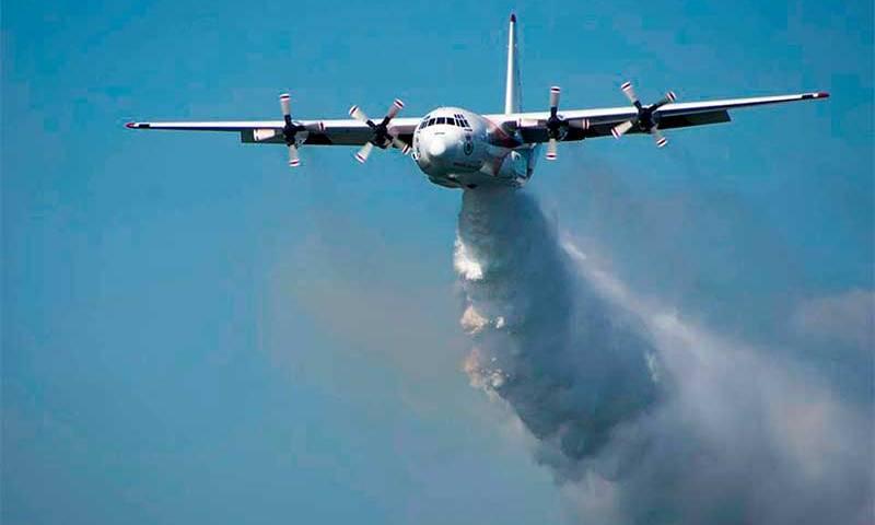 Três morrem em queda de avião que combatia incêndio na Austrália