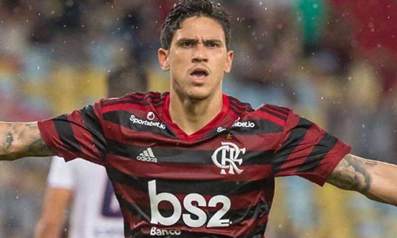 Pedro reencontra o Fluminense e promete comemorar caso faça gol