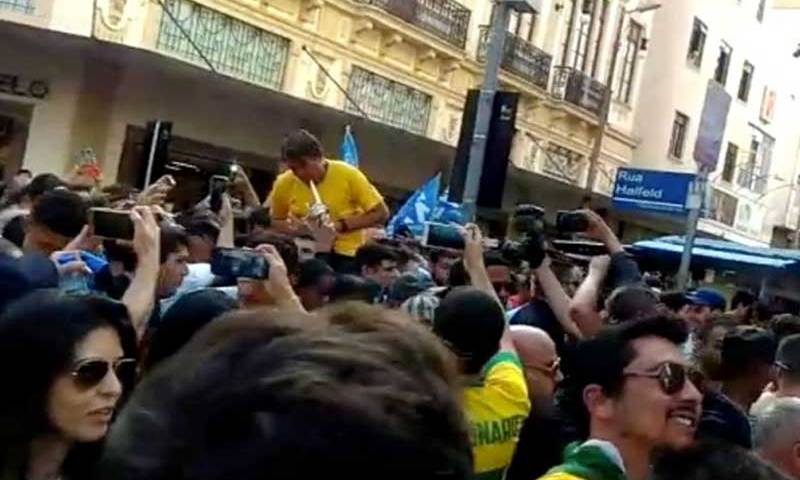 PF conclui segundo inquérito sobre atentado contra Bolsonaro