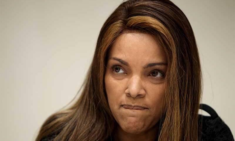 Deputada Flordelis presta depoimento sobre assassinato do marido