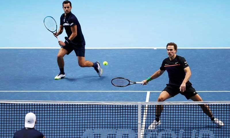 Mesmo com vitória, Bruno Soares é desclassificado do ATP Finals