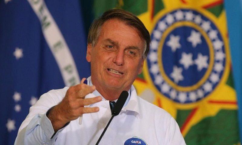 Fechamento não é política correta contra a covid-19, diz Bolsonaro