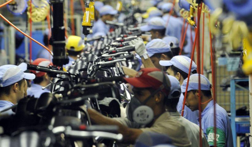 Inflação na saída das fábricas recua para 1,89% em abril, diz IBGE
