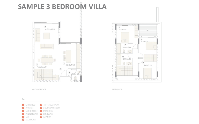 ID-CY11: Coral Vista Private Residence: Exceptional 3