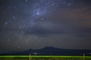 A starry Eyed Kilimanjaro