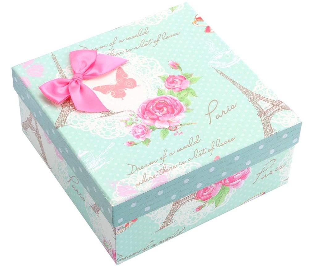 Cách làm hộp quà carton
