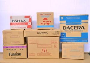 Sản xuất thùng carton uy tín tại Tp.Hồ Chí Minh