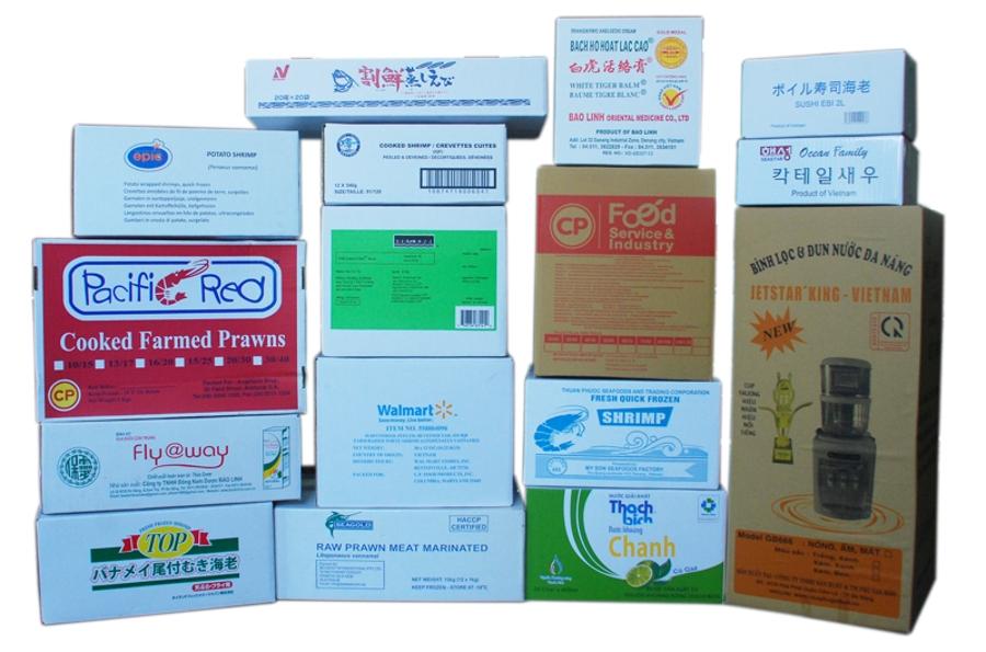 In thùng carton, sx thùng carton ở tại Bình Dương với giá rẻ