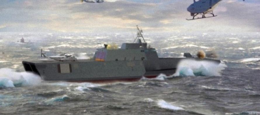 """Biển Đông sắp trở thành """"sàn diễn"""" cho đại thế chiến 3"""