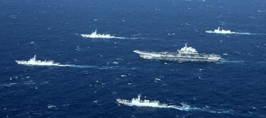 Chiến tranh sẽ xảy ra nếu chính phủ Trump ngăn chặn TQ ở Biển Đông