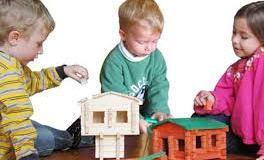 Báo cáo thực tập mầm non về tổ chức trò chơi cho trẻ