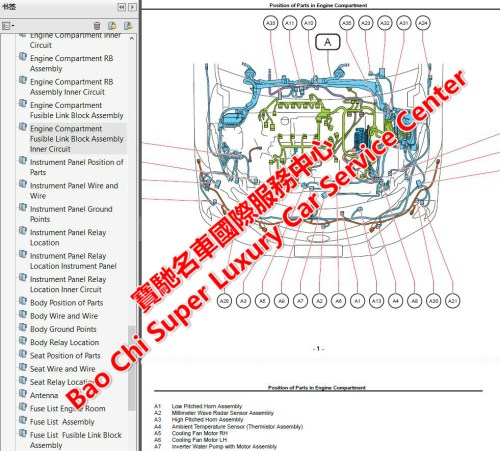 small resolution of  2019 2005 full set toyota workshop repair manual wiring on 2006 hummer