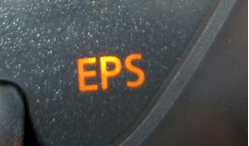 Cảnh báo trợ lực lái điện