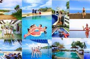 【巴里島Bali】女孩們的峇里島下午茶、SPA、泳池BBQ Party 8天7夜閨蜜之旅♥