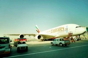 【阿聯酋航空】機智問答第一關♥闖六關抽阿聯酋航空機票