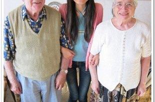 【生活在德國】愛心無國界之德國奶奶的小故事♥