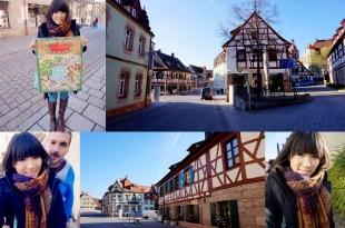 【生活在德國】小夫妻牽手逛童話小鎮Zirndorf♥