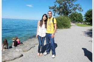 【愛戀在瑞士】手牽手散步在波登湖畔Rorschach am Bodensee