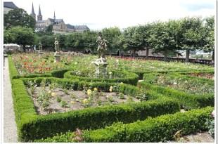 【愛戀在德國】在宮殿花園裡喝皇室下午茶♥班堡Bamberg