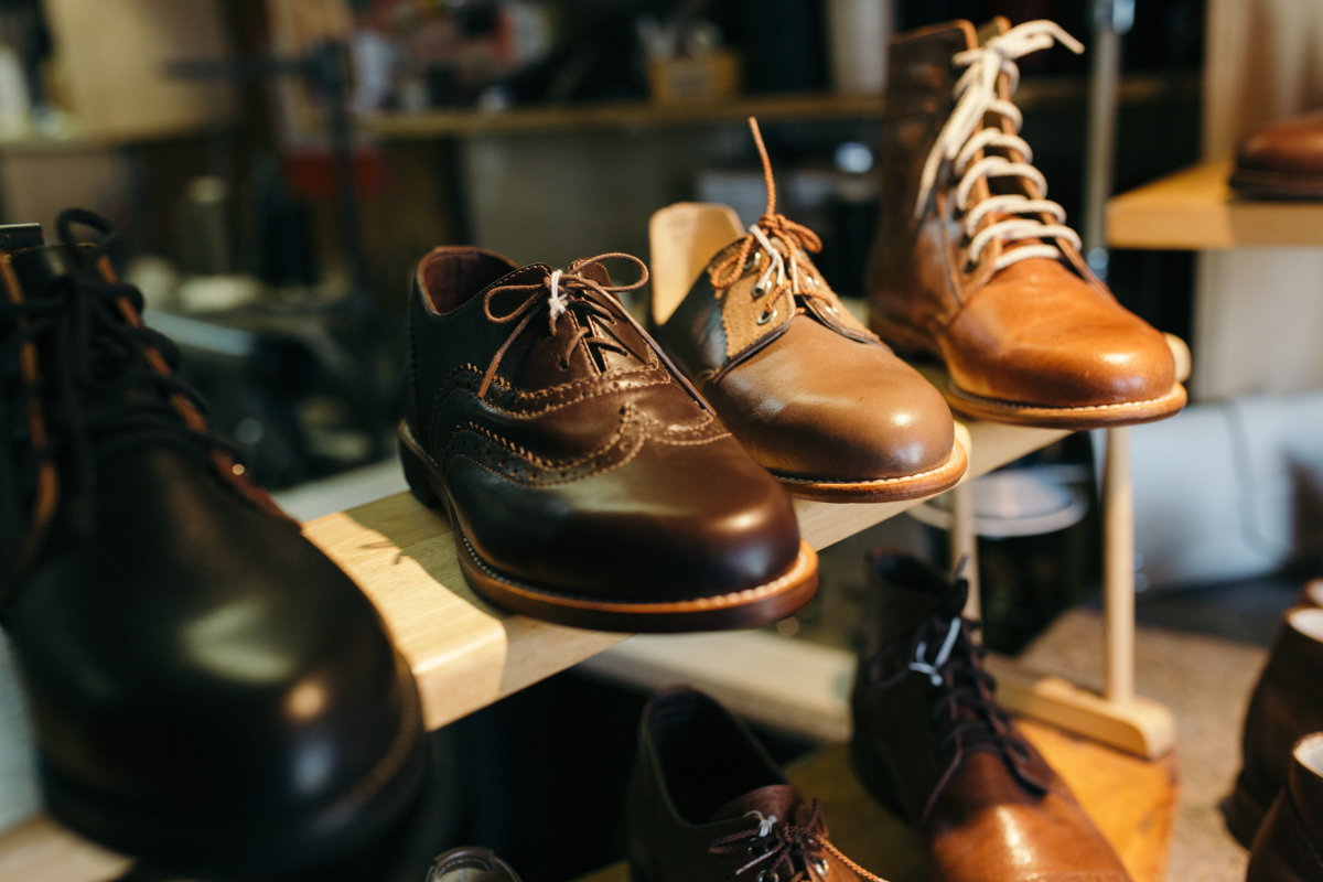 BAO  beautiful custom made shoes in Victoria BC  Explore the world of beautifully handcrafted