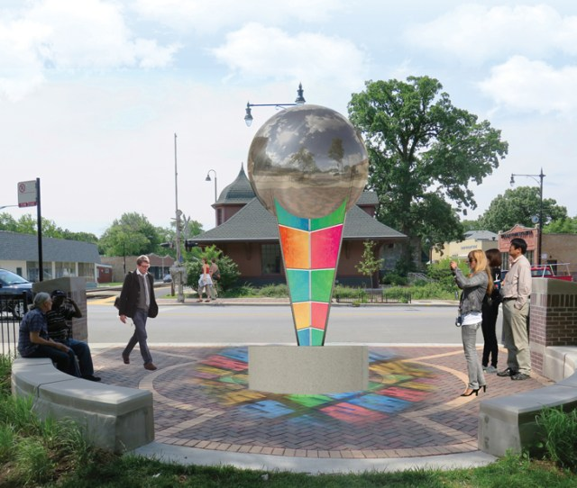 Public Art Installation Coming To Th Street In November