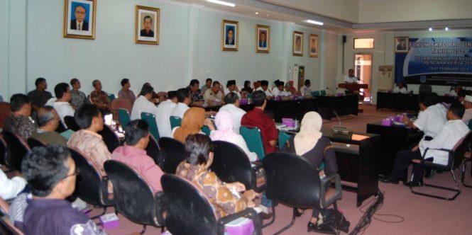 Penutupan Rapat Forum SKPD