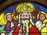 Detail from God the Fathe r