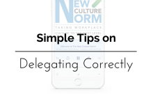 Simple Tips on Delegating Correctly | BA PRO, Inc.