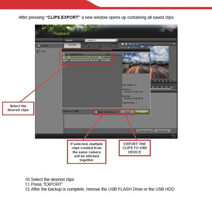 Hikvision/LTS Video Playback and Copy Help – bap security