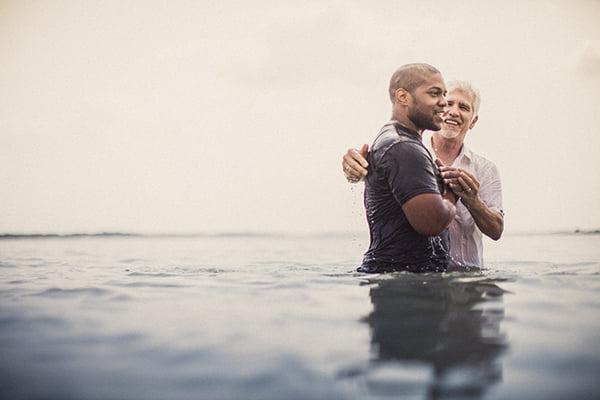 Baptisms  Convention of Atlantic Baptist Churches