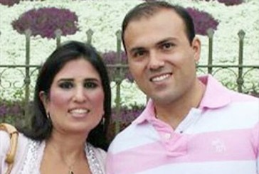 Naghmeh and Saeed Abedini